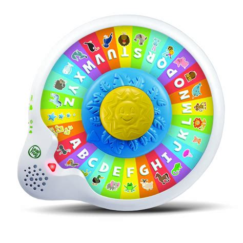 leapfrog alphabet zoo toys spinner abc toy frog gifts leap spinning educational around learning letters spin educativo juguete toddler learn