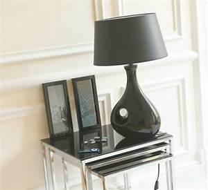Lampe A Poser Noire : meubles de chez conforama galerie inspirante 15 photos ~ Teatrodelosmanantiales.com Idées de Décoration