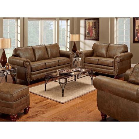 Rustic Leather Loveseat by Best 25 Rustic Sleeper Sofas Ideas On Rustic