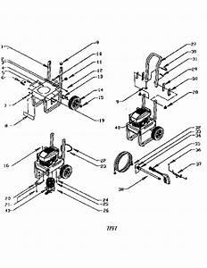 Craftsman 2250 Psi High Pressure Washer Parts