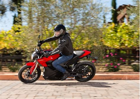 Electric Motorcycle Ride From Mexico To Canada