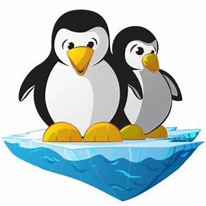 Pingouin Sur La Banquise : stickers banquise pingouin stickers malin ~ Melissatoandfro.com Idées de Décoration