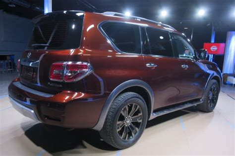 nissan armada  release date prices nissan