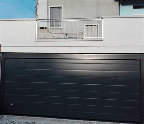 Porta Garage Sezionale by Portoni Sezionali E Basculanti
