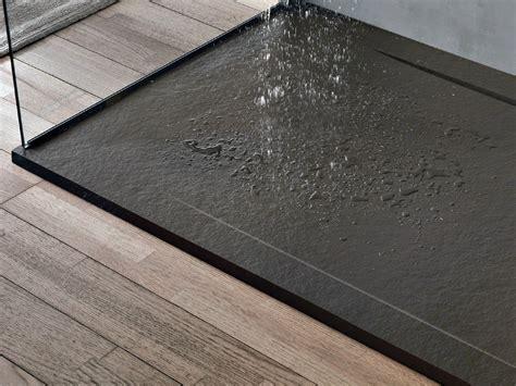 piatto doccia antiscivolo rettangolare  resina forma