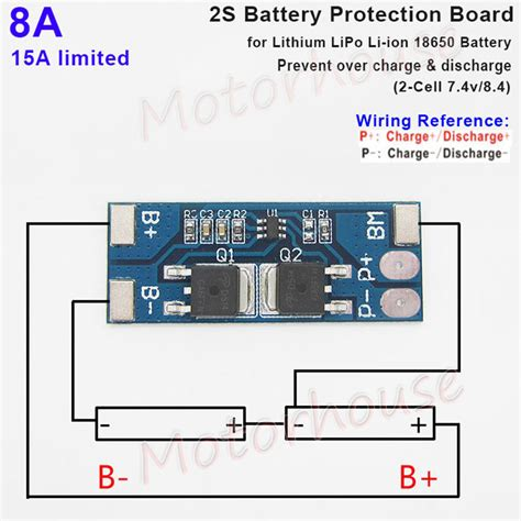 Bms Protection Pcb Board For Lithium