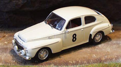 1:43 Volvo PV544: 1964 RAC Rally