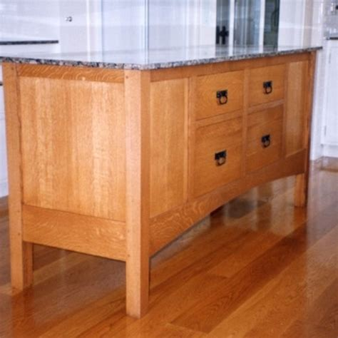custom made kitchen islands custom made kitchen island by rb woodworking custommade com