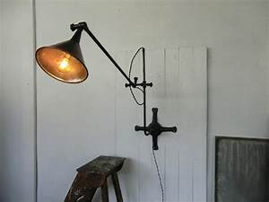 Applique Murale Bras Articulé : wo and w collection lampe murale industrielle bras ~ Teatrodelosmanantiales.com Idées de Décoration