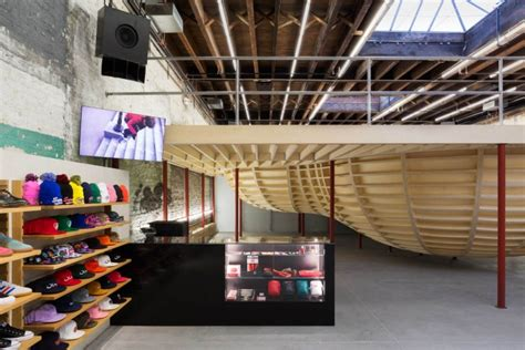 Supreme Store - supreme store by neil logan architect new york city