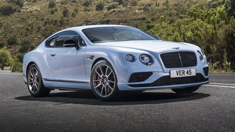 2018 Bentley Continental Gt Picture 617623 Car Review