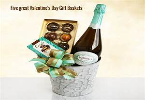 Five great Valentine's Day Gift Baskets | Great Gift Ideas