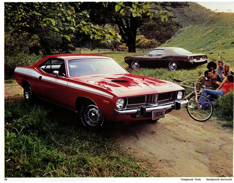 1974 Plymouth Barracuda Specs, Performance, Design