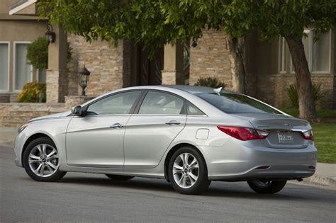 The recall affects vehicles built from 2005 to 2011. 2011-14 Hyundai Sonata   Consumer Guide Auto
