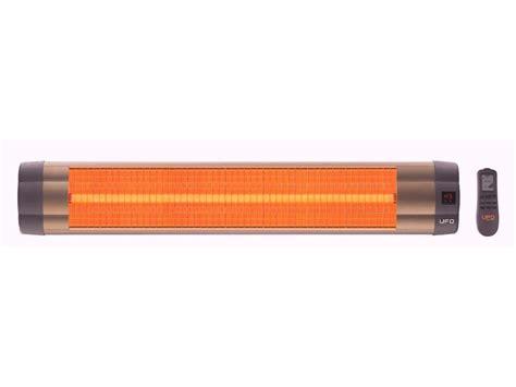 radiateur infrarouge salle de bain chauffage infrarouge t 233 l 233 command 233 ufo line 3000w couleur chagne 52517 52521