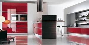 faience cuisine rouge et blanc solutions pour la With faience cuisine rouge et blanc