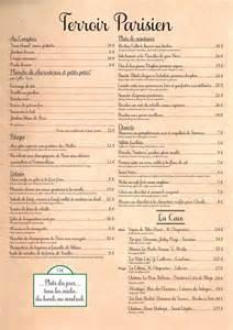 la cuisine des terroirs menu monde