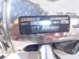 Jabsco Spotlight -- Remote Control
