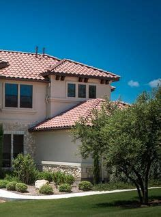 best exterior paint colors for small stucco home with orange tile roof search forest