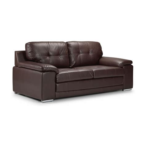 2 seater leather sofa bed dexter 2 seater leather sofa bed sofabedsworld