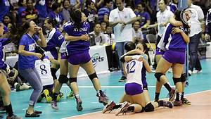 UAAP Volleyball: Ateneo soars back to Finals after ...
