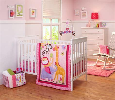 pink crib bedding set kmart com
