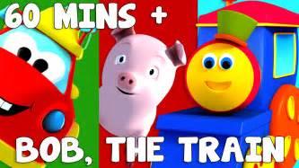 Abc Train Nursery Rhymes by Bob The Train Adventure Series Abc Adventure Shapes