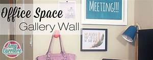 Steps to creating a quirky beautiful gallery wall