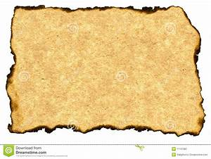 Old Burnt Paper Royalty Free Stock Photography - Image ...