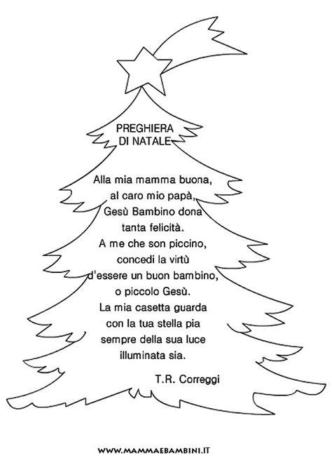 Cornici Per Poesie by Poesia Natale Con Cornice Preghiera Di Natale Mamma E