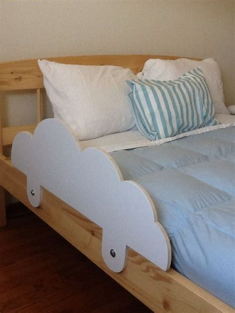 bed for toddler with rails 25 best ideas about bed rails on bunk