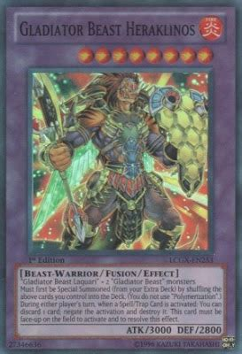 Beast Deck 2011 by Yu Gi Oh Deck Building Academy Number 6 Top 10 Fusion