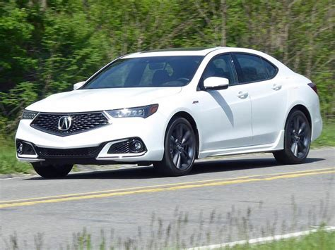 Acura Tlx 2018 by 2018 Acura Tlx Sedan Lease Special Carscouts