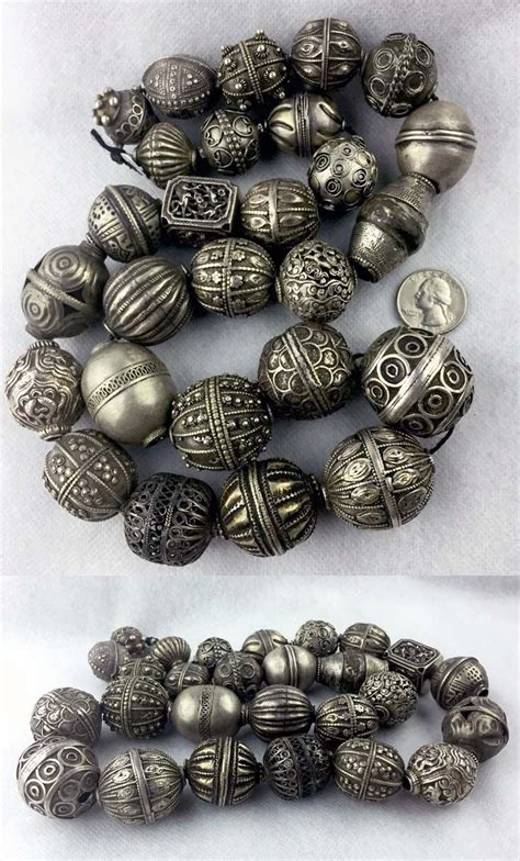 25+ Best Ideas About Silver Beads On Pinterest  Leather. Silver Modern Gold Jewellery. Kamal Gold Jewellery. Traditional Dress Gold Jewellery. Tdf Gold Jewellery