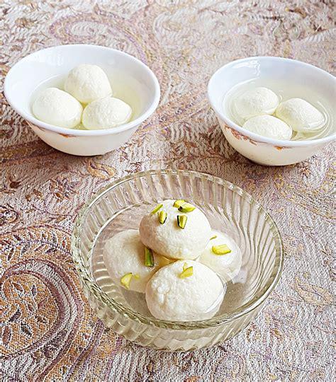 indian dessert rasgulla recipe    spongy