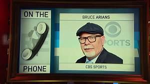CBS Sports' Bruce Arians Talks Browns & Packers Jobs ...