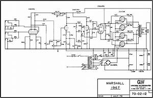 Marshall Major 1967u Lead 200w Sch Service Manual Download