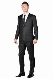 Costume Homme 2017 : costume homme mariage noir le mariage ~ Preciouscoupons.com Idées de Décoration