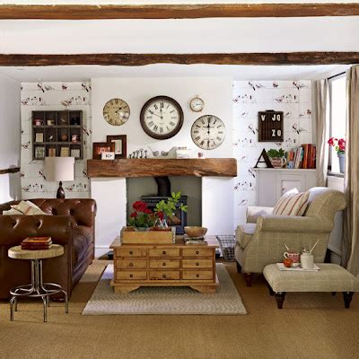Country Living Room Ideas 2015 by A 241 Ade Relojes De Pared A La Decoraci 243 N