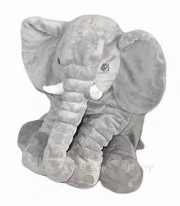 Peluche Geante Elephant : grande peluche g ante l phant gris kapplar ikea 60 cm 23 5 ~ Teatrodelosmanantiales.com Idées de Décoration
