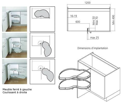 dimension meuble de cuisine dimension d un meuble de cuisine 19 idées de décoration