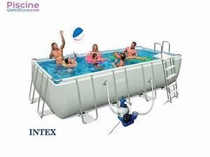 Piscine Tubulaire Intex : piscine intex piscine hos sol tubulaire intex ~ Nature-et-papiers.com Idées de Décoration