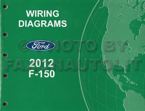 Ford Pickup Truck Wiring Diagram Manual Original