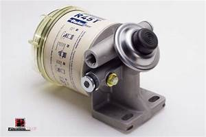 445rt-am Fuel Filter Water Separator Equivalent To Racor 445r 445rt