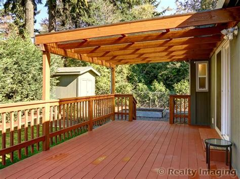 25+ Best Ideas About Covered Decks On Pinterest