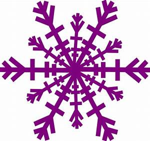 Snowflake Clip Art at Clker.com - vector clip art online ...