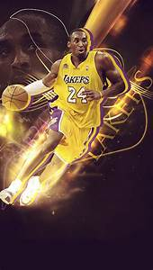Kobe Bryant NBA Wallpaper for Apple Iphone 5s