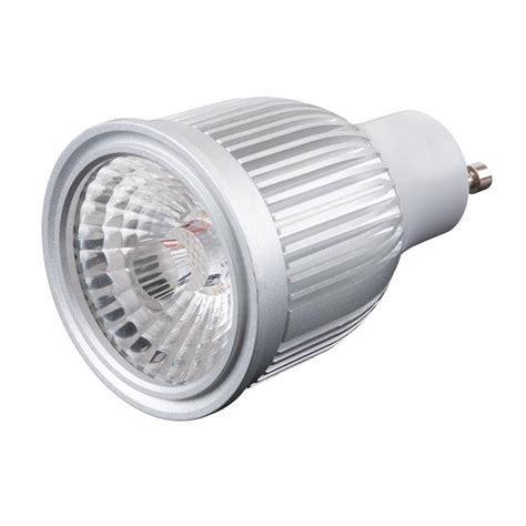 led len gu10 mono 6 watt dimmable led globe gu10 white 20480