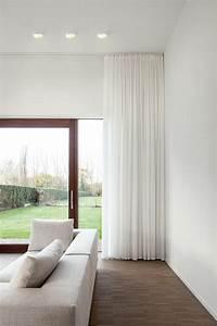 Le rideau voilage dans 41 photos for Superior idees pour la maison 9 stickers pour vitres pour decorer et pour preserver votre