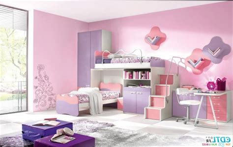 chambre garcon chambre fille decoration chambre fille de 8 ans